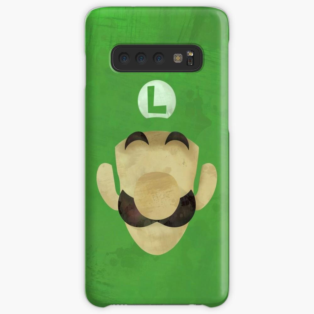 Luigi Funda y vinilo para Samsung Galaxy