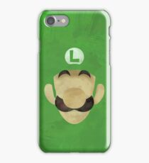 Luigi iPhone Case/Skin