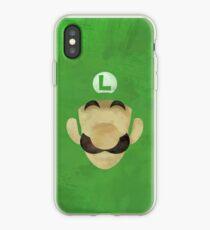 Luigi iPhone Case