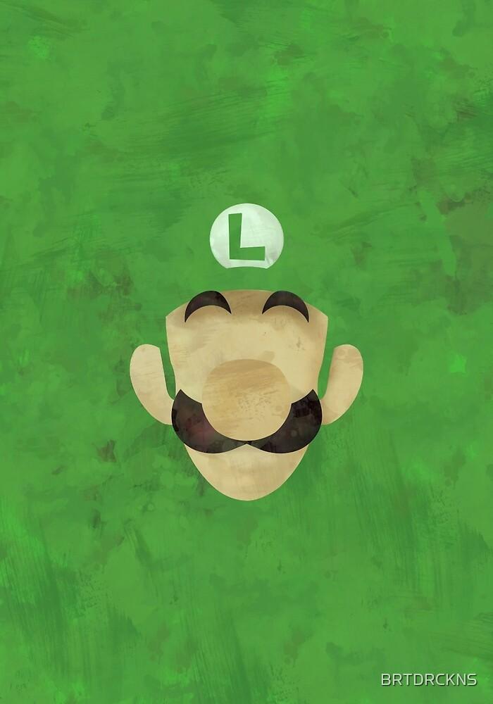 Luigi by BRTDRCKNS