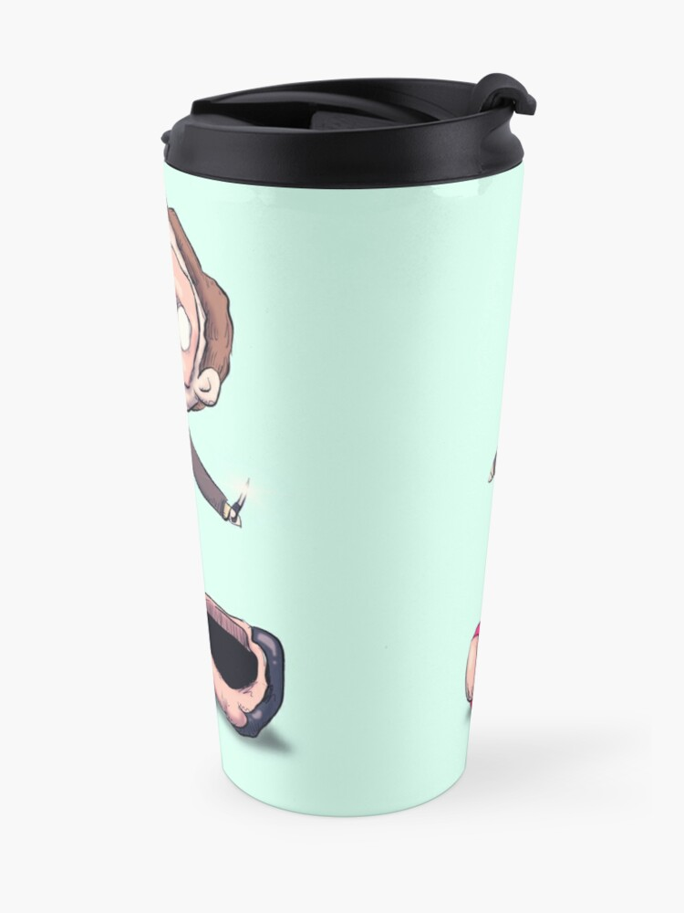 Alternate view of First Aid Training  Travel Mug