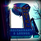 Chief Hotel by Oranje