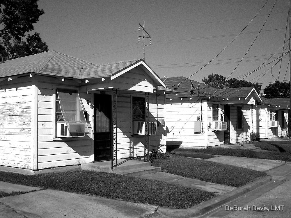 Third Ward Housing Project 2 by DeBorah Davis, LMT