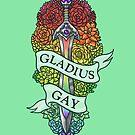 GLADIUS GAY by foxflight