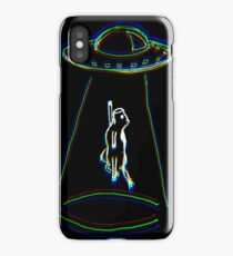 Mid Abduction  iPhone Case