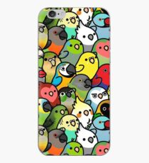 Everybirdy  iPhone Case