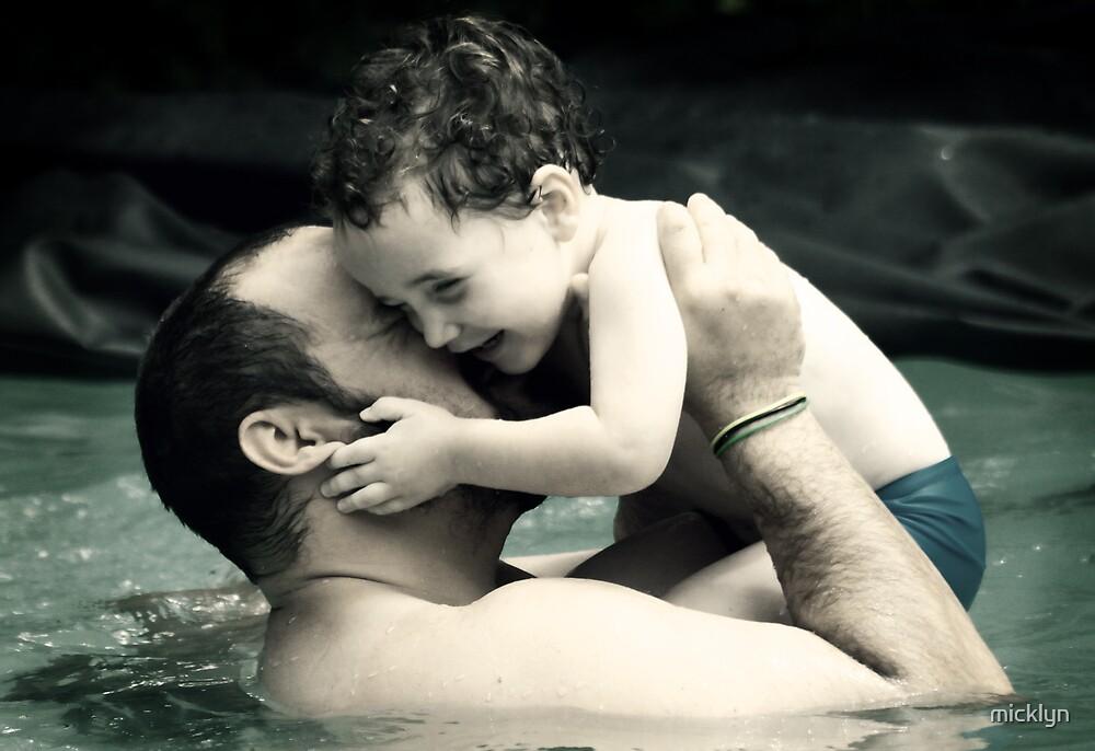 Fatherhood by micklyn