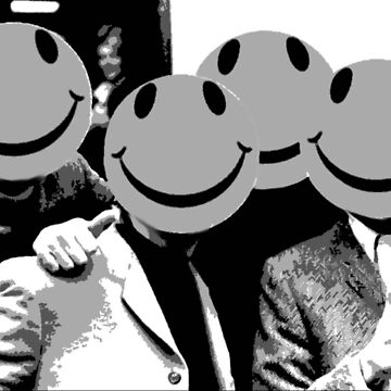 The Beatles Smilies by hackmonkey