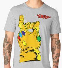 SNAP THANOS INFINITY WAR infinity gauntlet Men's Premium T-Shirt