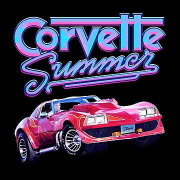Corvette Summer by cinemafan