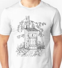 Outhouse Unisex T-Shirt