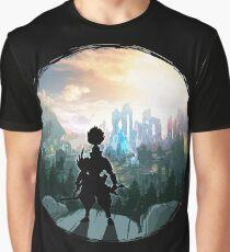 Yasou Graphic T-Shirt