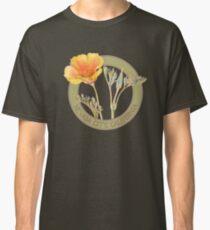 Nevada City Poppy Classic T-Shirt