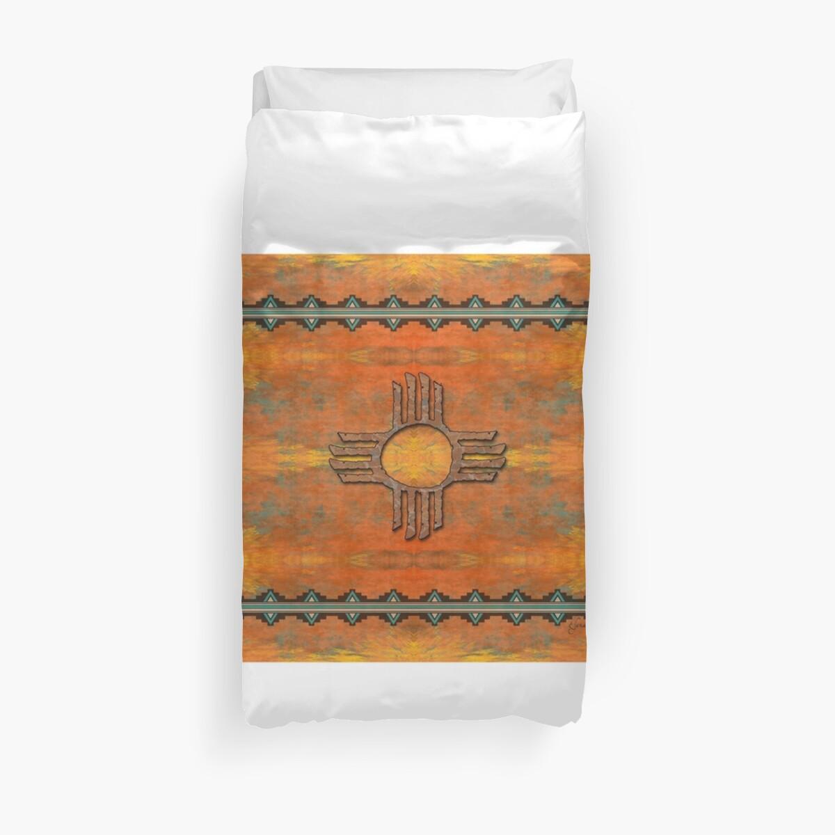 «Ancient New Mexico Zia» de Sena
