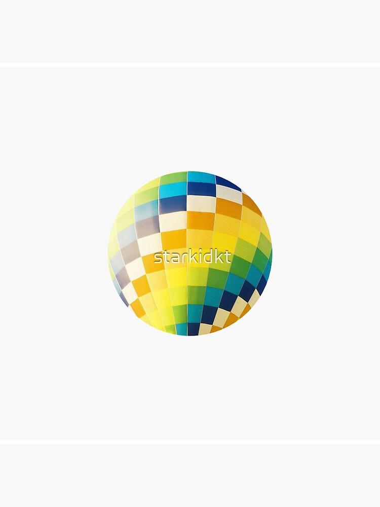 BTS Young Forever Ballon Pop Socket Größe Aufkleber von starkidkt