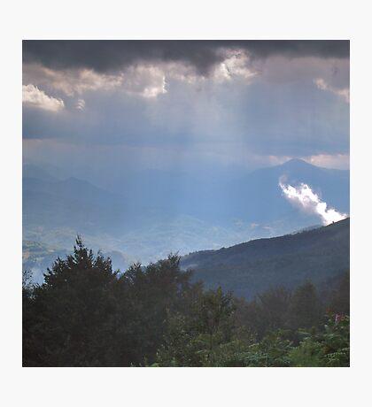 Ariege Pyrenees Photographic Print
