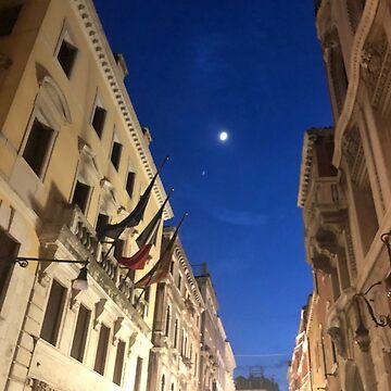 Venice  Moon by KazM