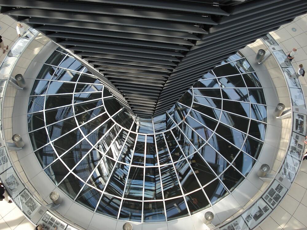 Berlin Parliament Building by Rena77uk