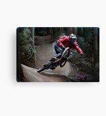 Brandon Semenuk - Manual Drift Canvas Print