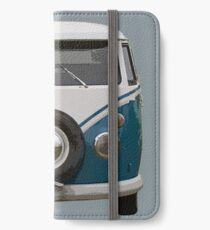 Peace Bus iPhone Wallet/Case/Skin