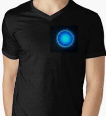 Hi Tech Men's V-Neck T-Shirt