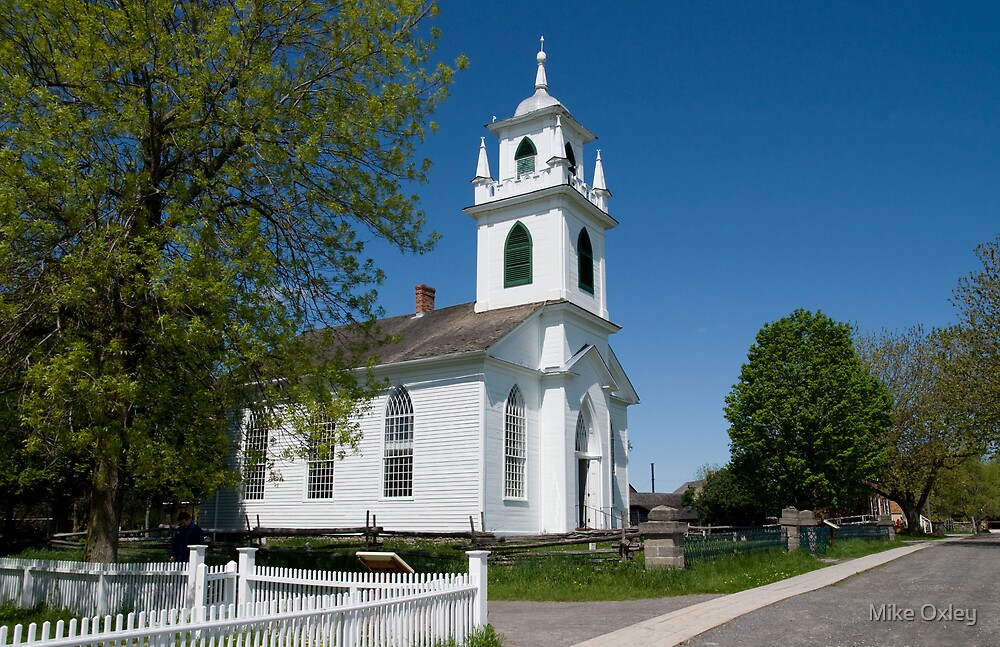 Quot Christ Church Upper Canada Village Ontario Canada Quot By