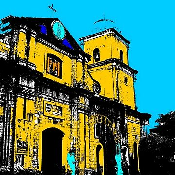 Imus Cathedral by angeloaguinaldo
