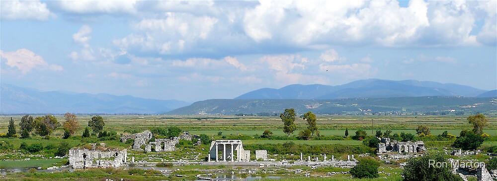 Miletos Panorama by Ron Marton