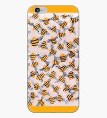 Buzzy buzzy bees iPhone Case