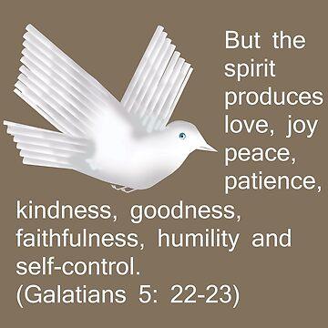 Holy Spirit by tek5-MAJ