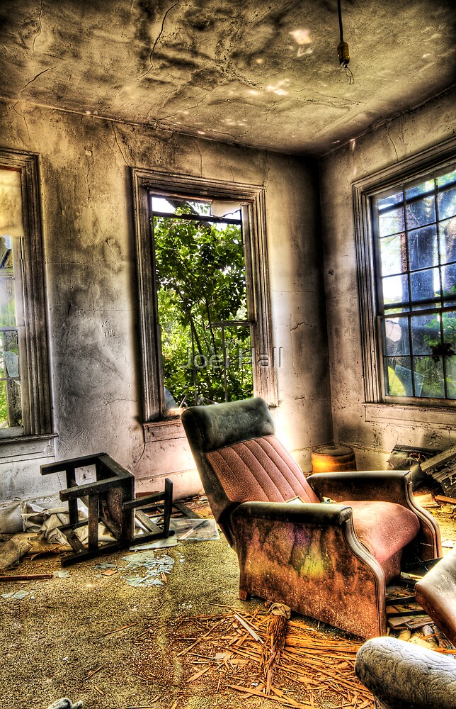 Musical Chairs by Joel Hall