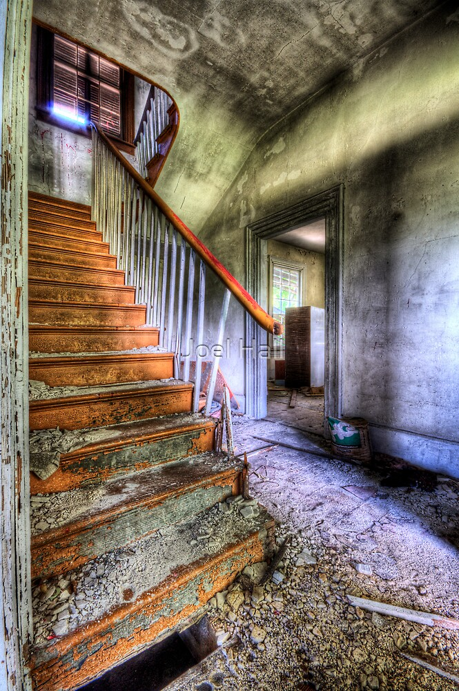 Stairway to Heaven by Joel Hall