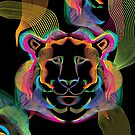 Neon Lion Blend by theartistmusici
