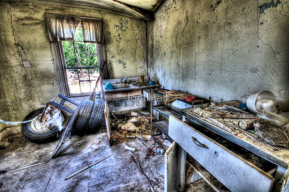 Nothing But the Kitchen Sink by Joel Hall