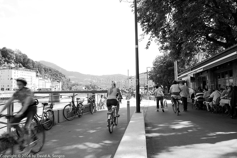Salzburg Bike Ride by David Songco