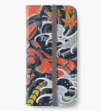 Sazabi Super iPhone Flip-Case/Hülle/Klebefolie