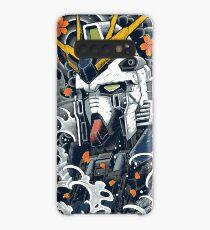 Nu Gundam Awesome Case/Skin for Samsung Galaxy