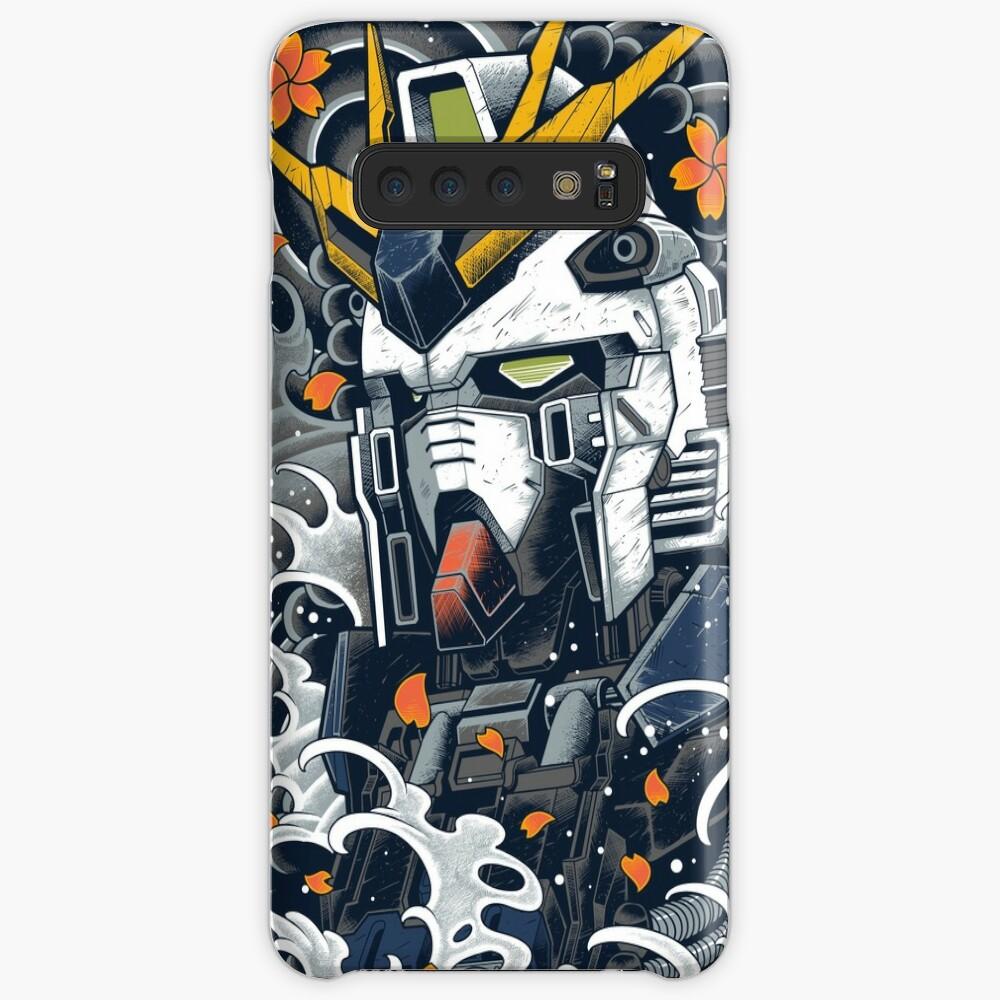 Nu Gundam Awesome Case & Skin for Samsung Galaxy