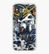 Nu Gundam Awesome iPhone Case