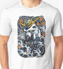 Nu Gundam Awesome Slim Fit T-Shirt