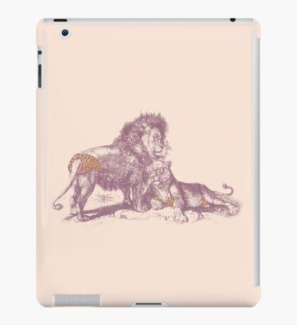 Rrrrrauwch! iPad Case/Skin