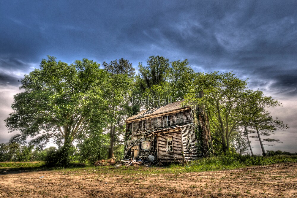 Haunted? by Joel Hall
