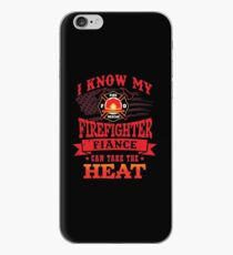 My Firefighter Fiance Can Take The Heat Shirt Gear iPhone Case