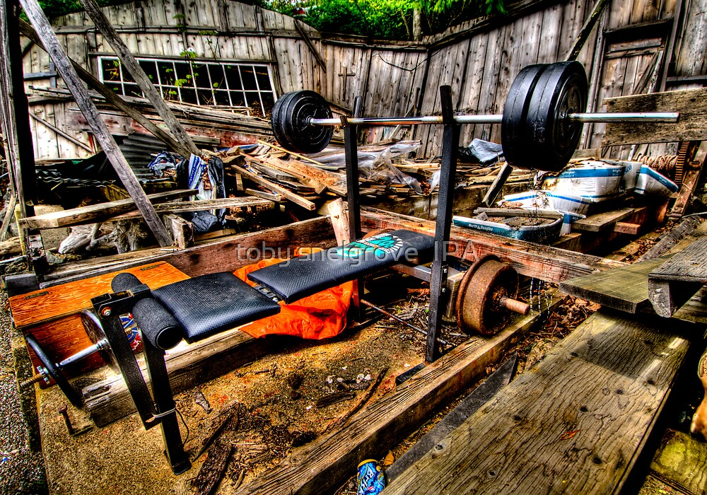 Open Air Gym by toby snelgrove  IPA