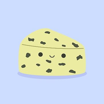 Cute stinky cheese by peppermintpopuk
