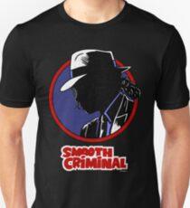 Camiseta unisex Criminal tranquilo