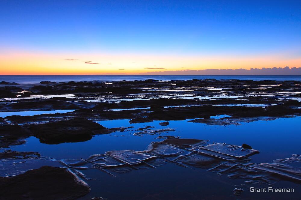 ocean pacific by Grant Freeman
