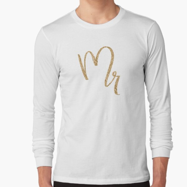 Mr. by Alice Monber Long Sleeve T-Shirt
