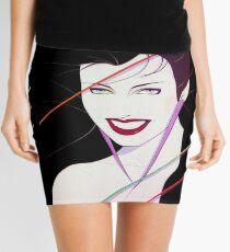 Duran Duran - Rio 80s synthpop music vintage underground vinyl artwork Mini Skirt