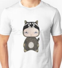 A Boy - Raccoon Unisex T-Shirt
